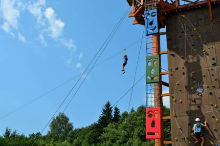 Adrenalin park - Česká Ves