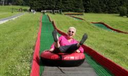 Horské minikáry a summer tubing