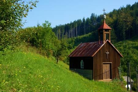 Kaple v Chebzí