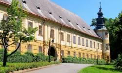 Zámek Mornstein – Zierotin Bludov
