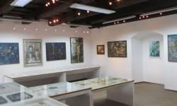 Stálá galerie akademického malíře Lubomíra Bartoše