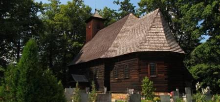 Dřevěný kostel sv. Martina v Žárové