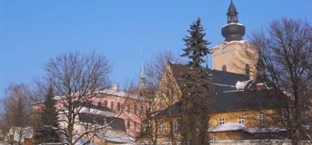 Farní kostel sv. Jana Křtitele
