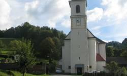 Farní kostel sv. Mikuláše