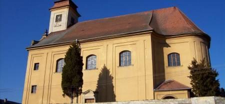 Kostel sv. Jiljí v Úsově