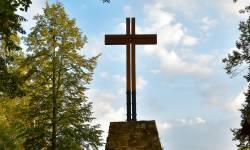 Krizový kříž na Předním vršku