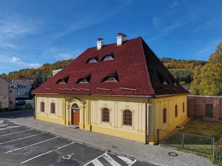 Katovna - Informační centrum Jeseník