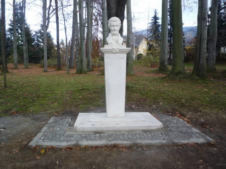 Pomník Josefa Raymanna
