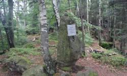 Památník obětem čarodějnických procesů (Česká Ves)