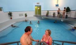 Vnitřní termální bazén Velké Losiny