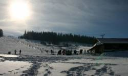 Lyžařský areál Zborov
