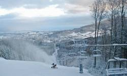 Ski areál Příčná - Zlaté Hory