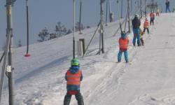 Ski areál Sobotín