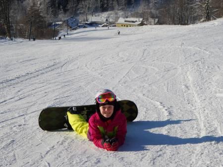 Ski areál Brněnka