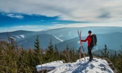 Lyžařské běžecké trasy Ramzová a Lipová-lázně
