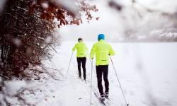 Lyžařské běžecké trasy Jeseník a Bělá pod Pradědem
