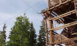 Adrenalin park Dolní Morava