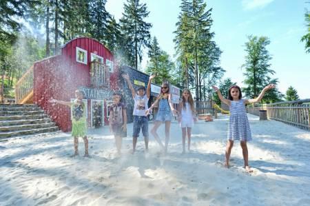 Pískový svět Dolní Morava