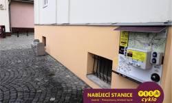 Nabíjecí stanice pro elektrokola - Priessnitzovy léčebné lázně