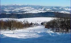 Ski areál Vysoká