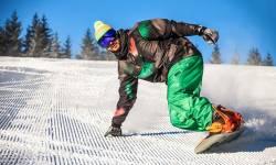 Ski areál Kopřivná