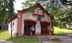Lázeňské informační centrum Priessnitzovy léčebné lázně