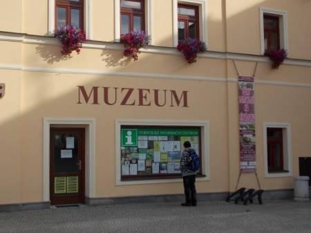 Informační centrum při Městském muzeu Rýmařov