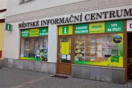Městské informační centrum Bruntál