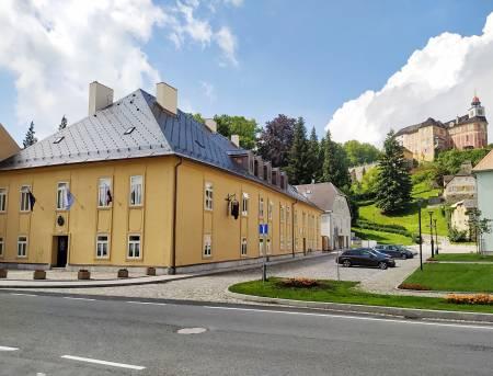 Městské informační centrum Javorník