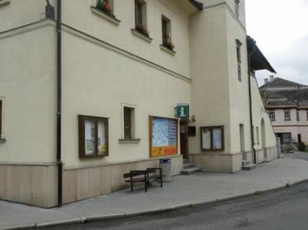 Turistické informační centrum Staré Město pod Sněžníkem