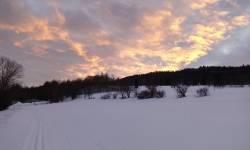 Lyžařské běžecké trasy Vrbno pod Pradědem