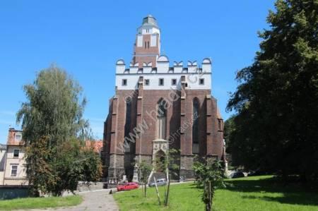 Kostel sv. Jana Evangelisty (Kościół św. Jana Ewangelisty w Paczkowie)
