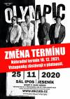 OLYMPIC TOUR 2020 - ZMĚNA TERMÍNU