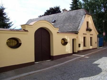Penzion Na Hradbách, Šumperk