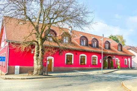 Penzion Trámky, Vikýřovice