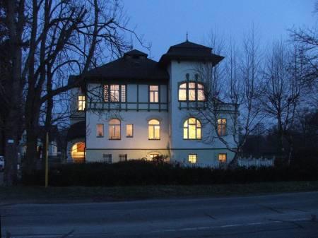 Penzion Habermannova vila, Bludov