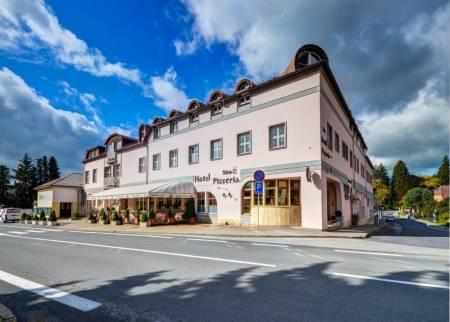Hotel Istria, Velké Losiny