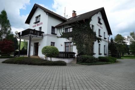 Penzion Villa Žerotín, Velké Losiny