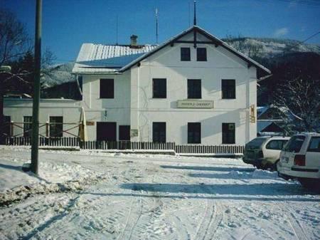 Penzion U Čarodějky, Vernířovice