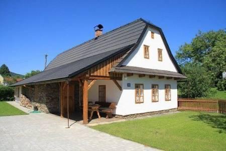 Chalupa Maruška - Pod Chmelným vrchem, Velké Losiny