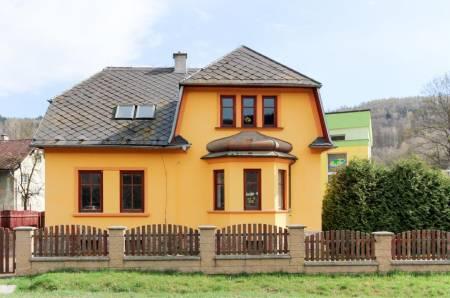 Vila Kamilka, Petrov nad Desnou