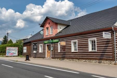 Hotel Pod Jedlovým vrchem, Loučná nad Desnou