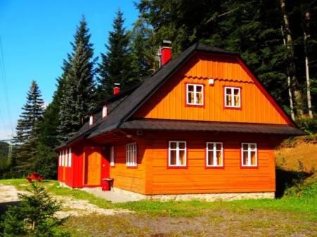 Chata Roubenka, Kouty nad Desnou