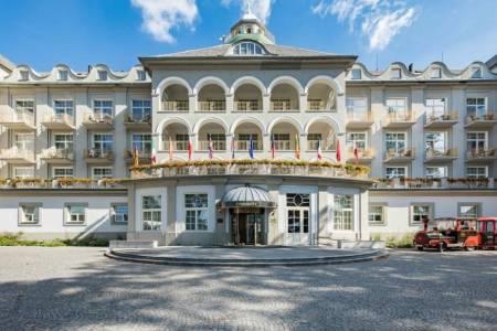 Hotel Priessnitz, Jeseník
