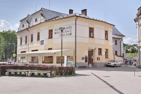 Hotel Praděd, Jeseník