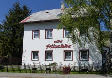 Apartmány a Villa Plischke, Lipová-lázně