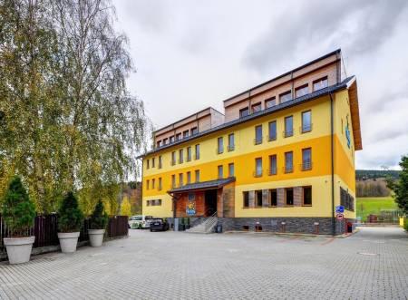 Hotel Helios, Lipová-lázně
