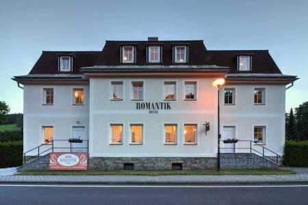 Hotel Romantik, Lipová-lázně