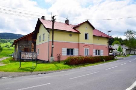Penzion FaunaPark, Lipová-lázně