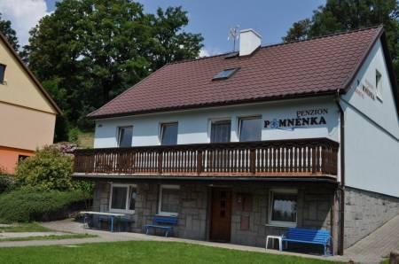 Penzion Pomněnka, Lipová-lázně